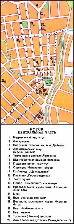 Город Курск (1994)